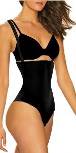 Waist Cincher Body Trainer thigh Slim Thong Girdle Faja spanx Tummy Control shorts Shapewear