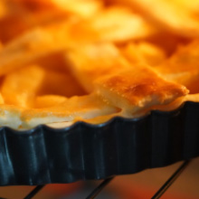 baking pan pie pan