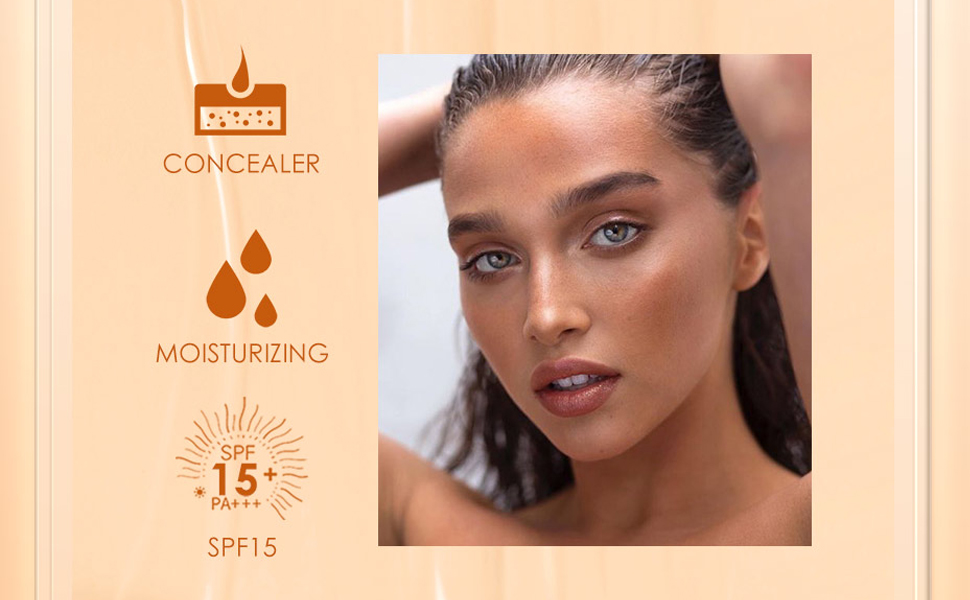 make Infallible Natural Longwear Makeup for Combination/Oily Skin, SPF 15