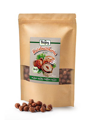 hazelnoot noten rauw niet gebakken ongezouten zoutvrij biologisch vers zaden pitten hazelaar keto