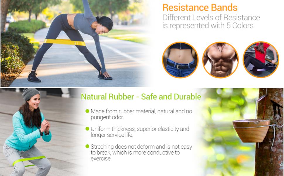 resistance bands exercise at home resistance bands set gym