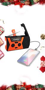 Mini Shortwave Radio