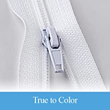 KGS White zippers 1