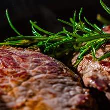griddle sear steak