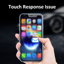 touch response issue