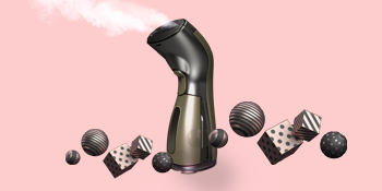 iSteam Luxury Garment Steamer