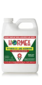 HORMEX VITAMIN B1 & ROOTING HORMONE CONCENTRATE