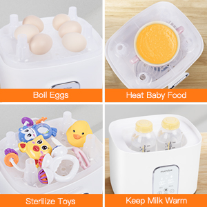 baby sterilizer baby milk warmer baby sanitizer baby food steamer bottle warmer baby bottle warmer