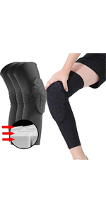 Youth Padded football knee pad