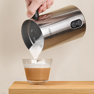 coffee frother electric