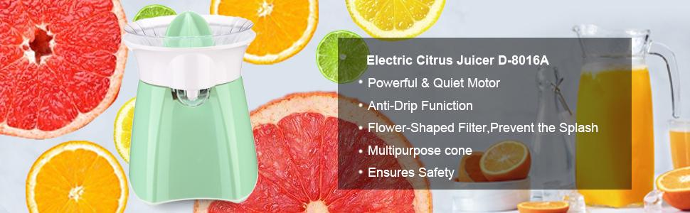 electric lemon juicer