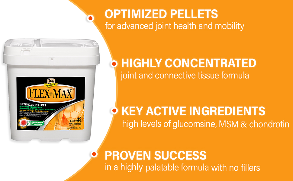 flex+max joint and muscle supplement