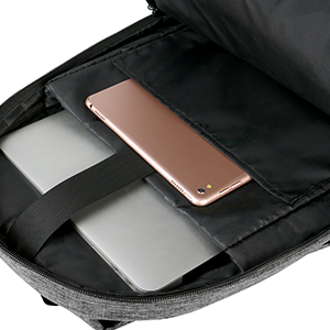 matein travel bagpacks for men work bag men grey rucksacks for school charging backpack