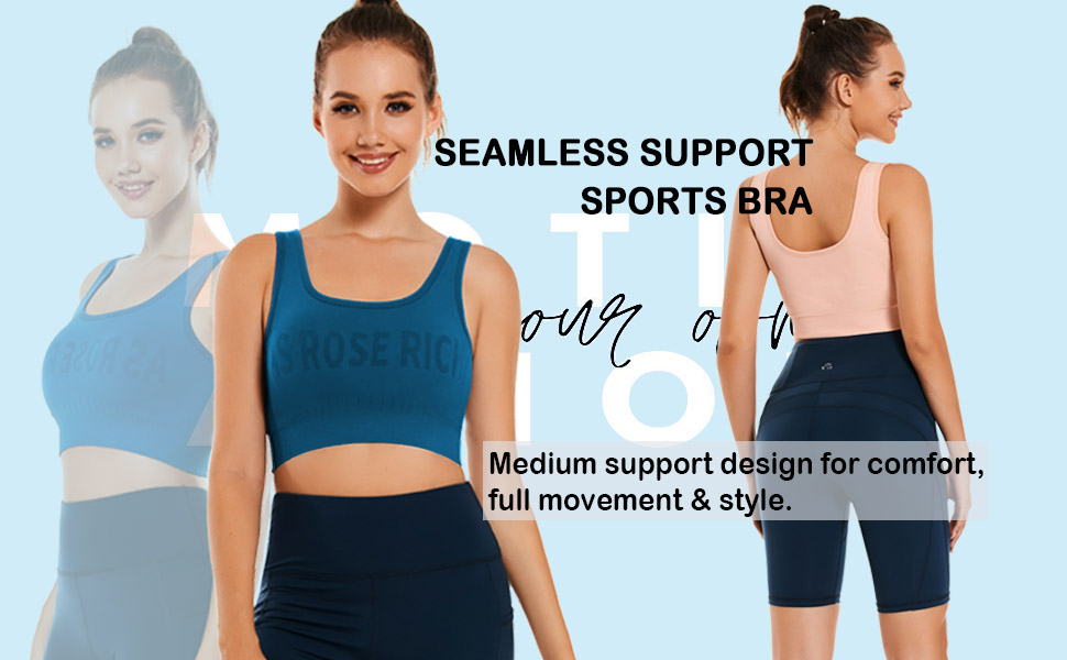 women yoga bra workout tops gym bra