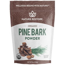 Nature Restore Organic Pine Bark Powder