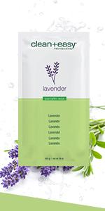 Clean + Easy Lavender Paraffin Wax, 1 lb