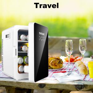 mini fridge for travel
