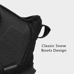 NORTIV 8 MEN SNOW WINTER BOOTS