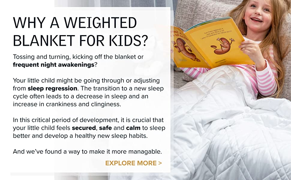 kids weighted blankets for toddlers