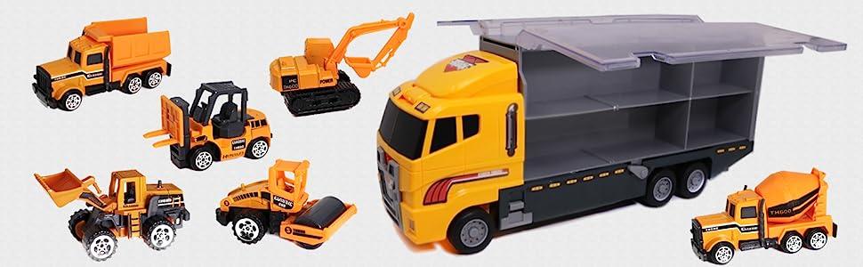 die cast toy trucks