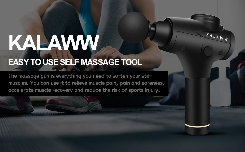 Massage gun massager 4