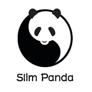 slim panda logo