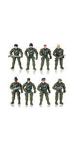 Soldier Action Figures Toy