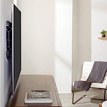 """durable tilt tilting 85 80 82 75 qled smart oled flat screen for bracket articulating inch """""""