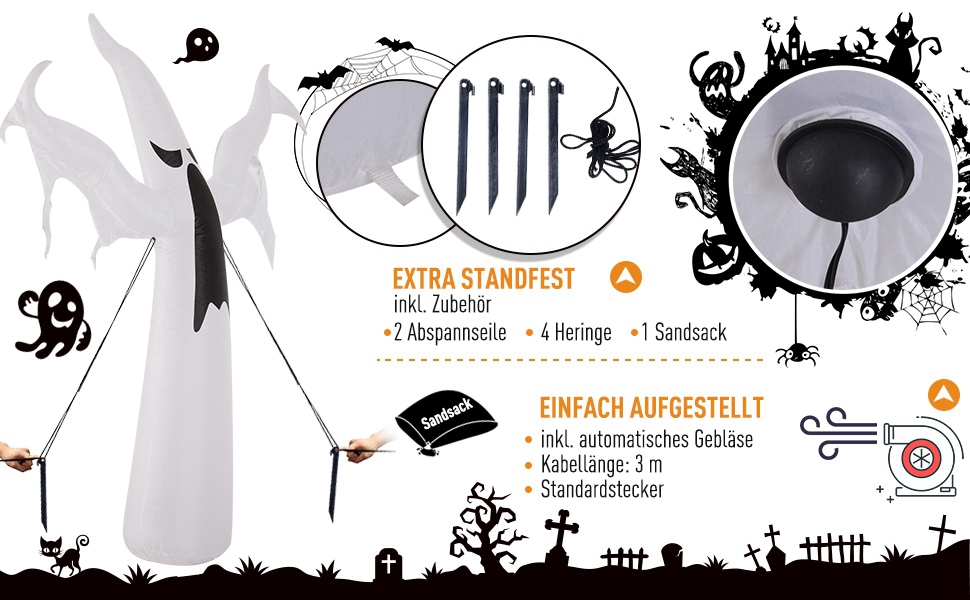 Halloween Spinnennetz Dekoration weiß Deko Spinnengewebe 21,62 EUR//kg