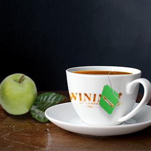 Twinings Green Tea, Green Apple, 25 Tea Bags