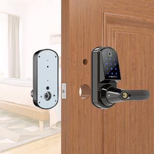 smart deadbolt lock