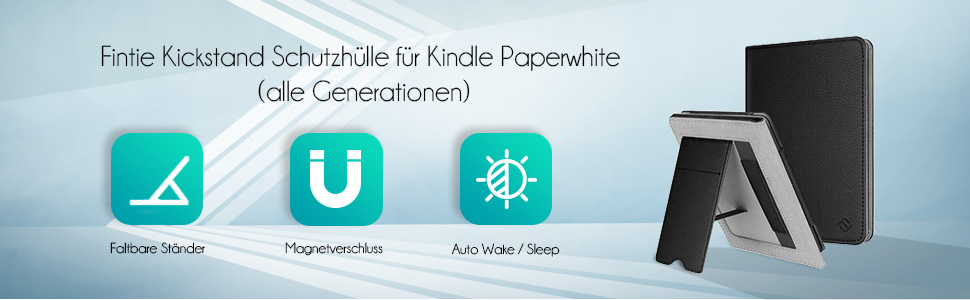 kindle paperwhite hülle