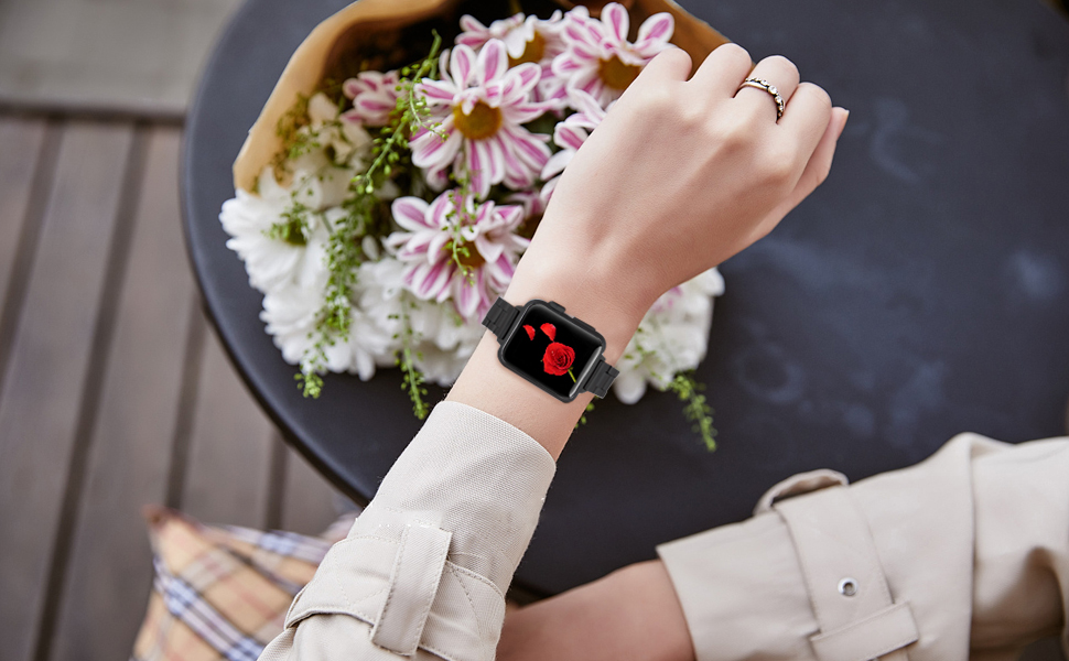 metal iwatch bands 44mm