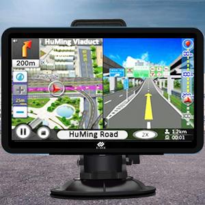 2D/3D Map View Mode