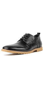 mens oxford leather shoes