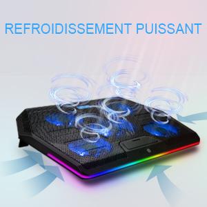 Base de refroidissement RGB