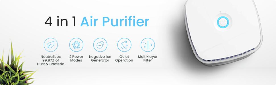 Pro Breeze Air Purifier