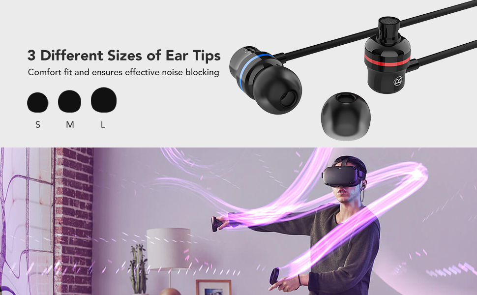 Oculus Quest Earphones