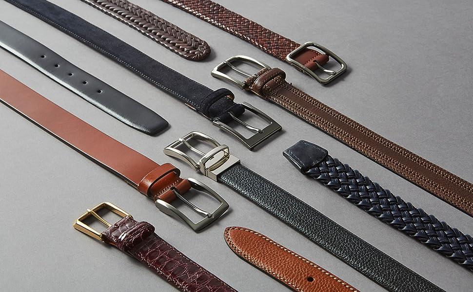 Trafalgar Dress Belt Collection