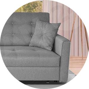 sofa corner sofabed storage