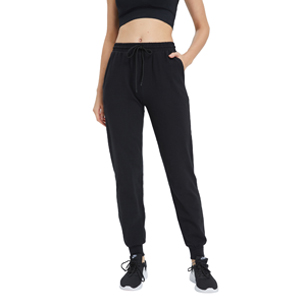 HUAKANG Women's Yoga Sweatpants with Pockets Athletic Lounge Pants for Jogging Workout Gym 10