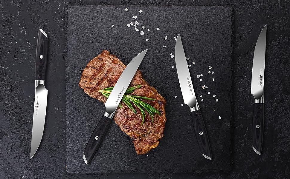 TUO steak knife set