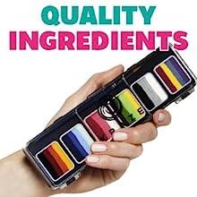 Kraze FX quality ingredients