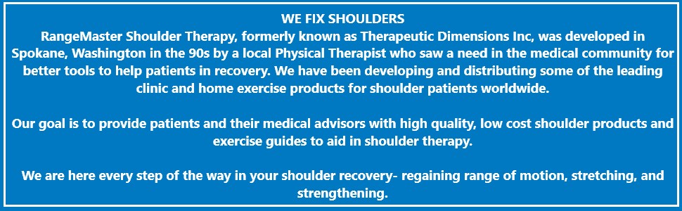 shoulder therapy