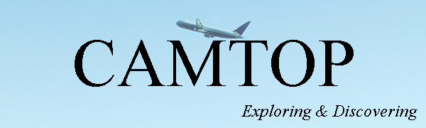 CAMTOP weekender travel bag