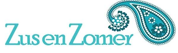 ZusenZomer logo Hamamtuch
