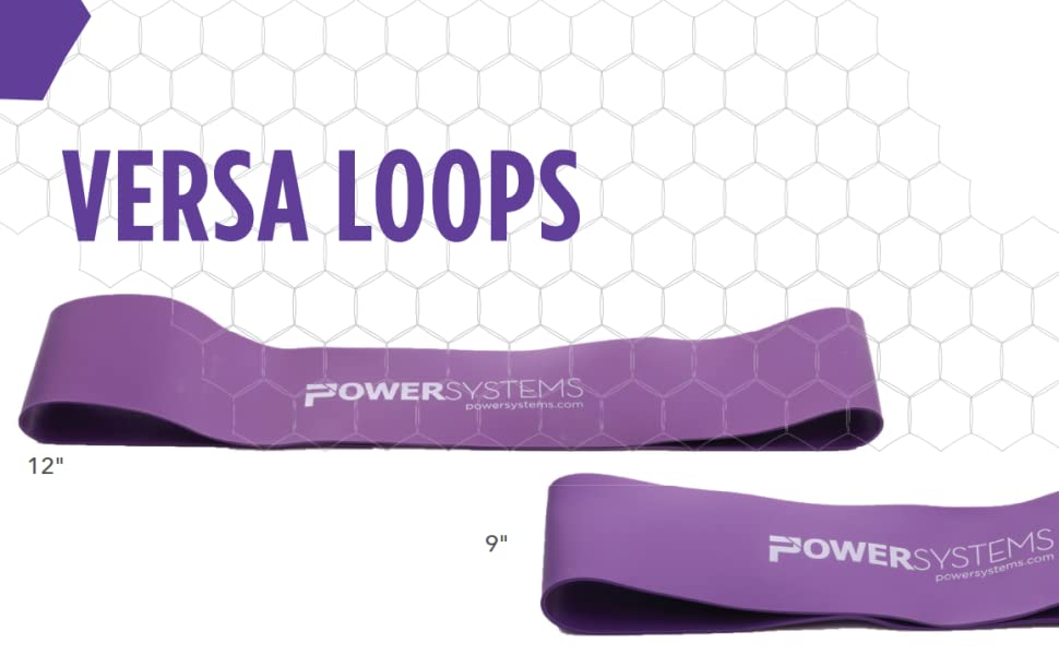 Power Systems Versa Loop Resistance Bands