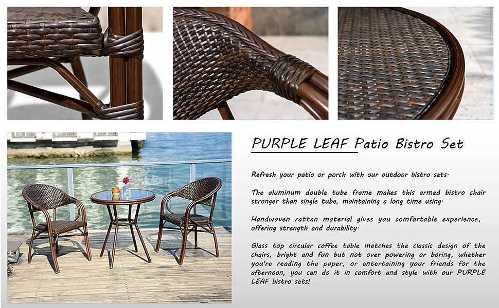 patio bistro set, outdoor bistro set, patio bistro table set, outdoor table set for two