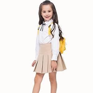uniform skirts for girls