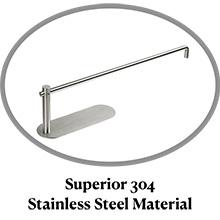 Material de acero inoxidable 304 superior